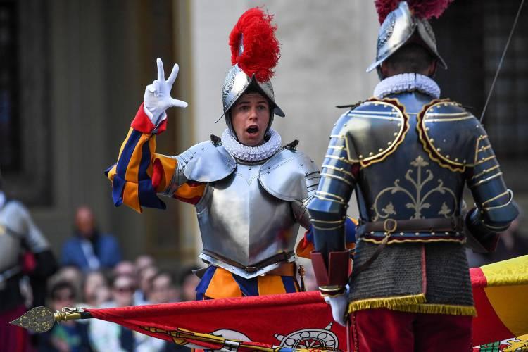 garda swiss vatikan