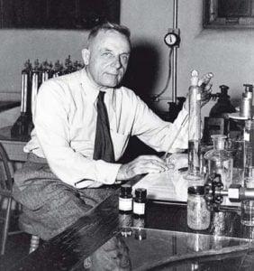 Dr. Otto Warburg