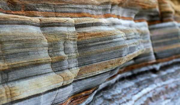 jenis-jenis batuan sedimen