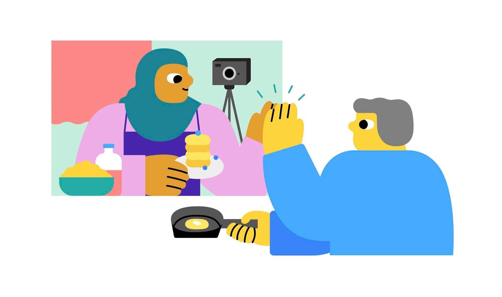 cara meningkatkan jam tayang video