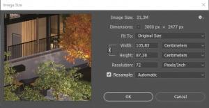 cara merubah ukuran foto dan gambar