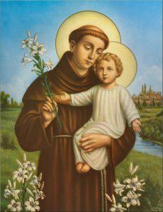 St. Antonius de Padua
