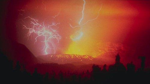 letusan gunung galunggung