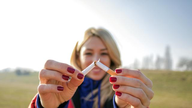 dampak berhenti merokok