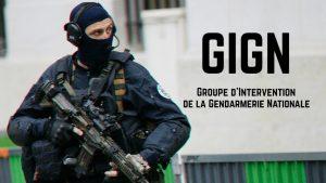 National Gendarmerie Intervention Group