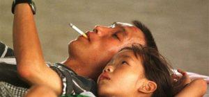 dampak merokok bagi keluarga