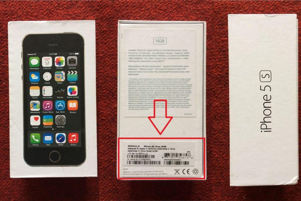 dus iPhone