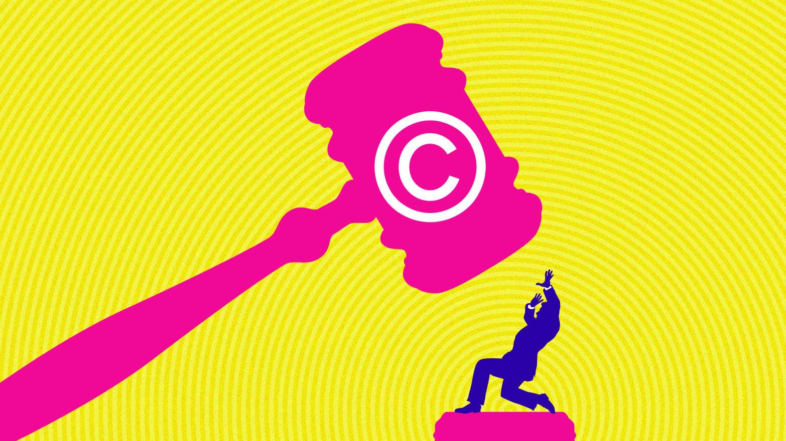 Melaporkan Blog Copas Ke DMCA