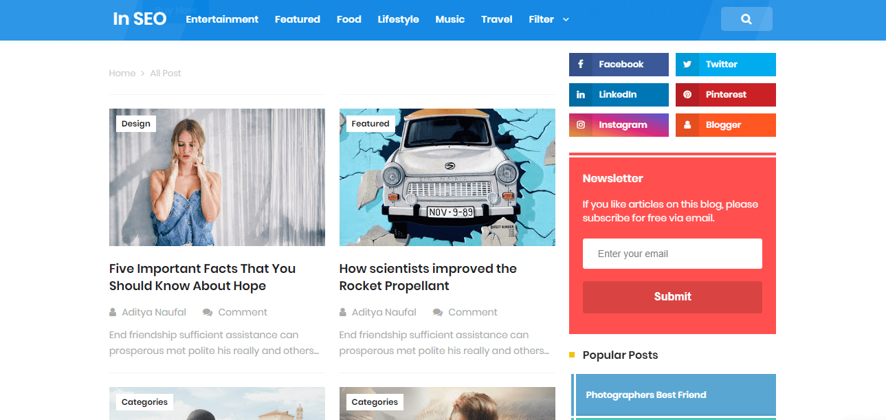 template blogger terbaik