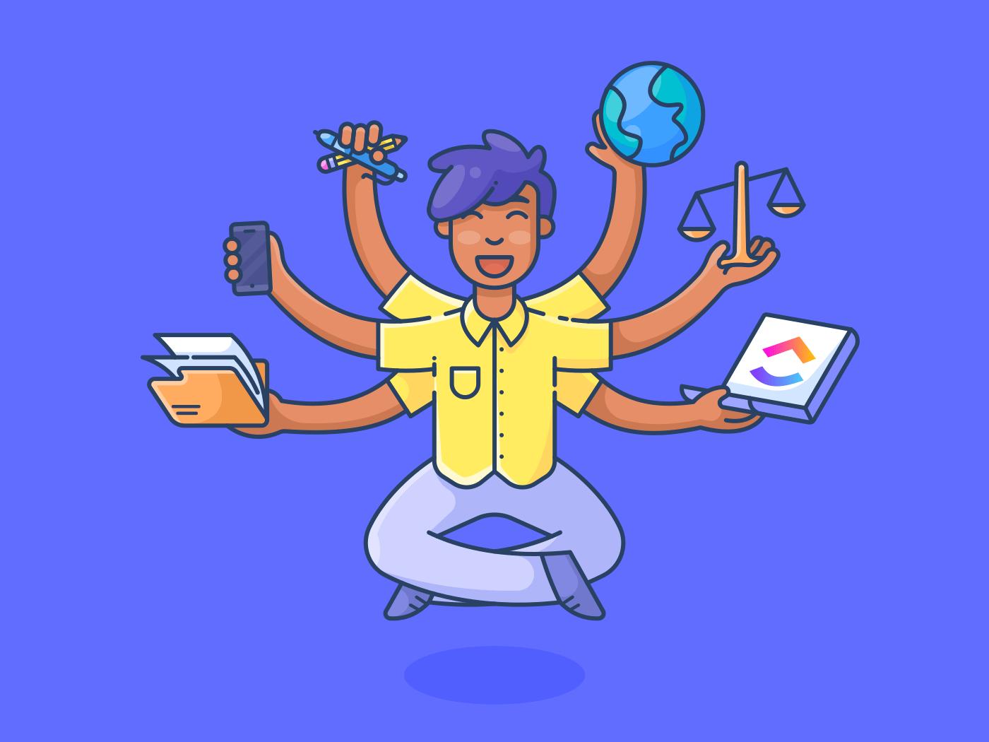 Cara Agar Tetap Produktif