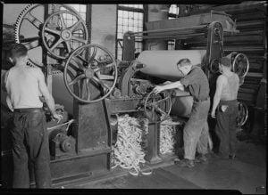 sejarah penemuan kertas