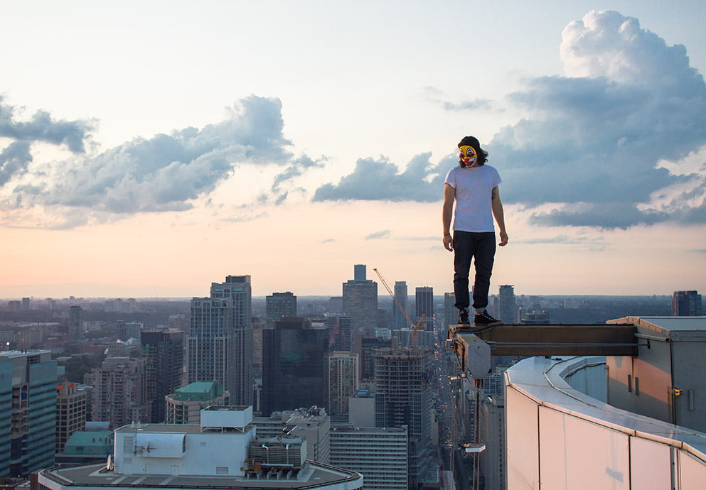 genre rooftopping
