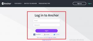 cara daftar anchor monetisasi
