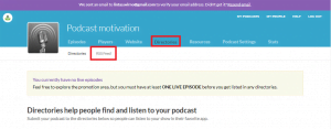 Cara Buat RSS Feed Podcast