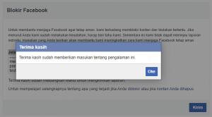 Cara Mengatasi URL Blog Tidak Bisa Posting di Facebook