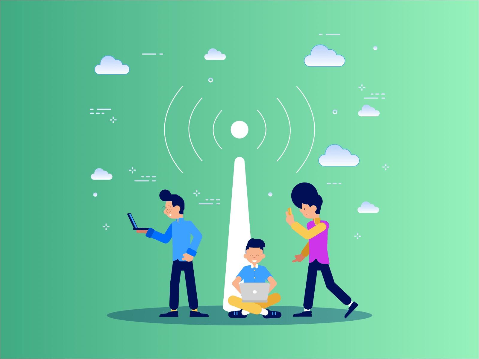 5+ Cara Mengetahui Password WiFi Yang Sedang Tersambung di Laptop atau Komputer
