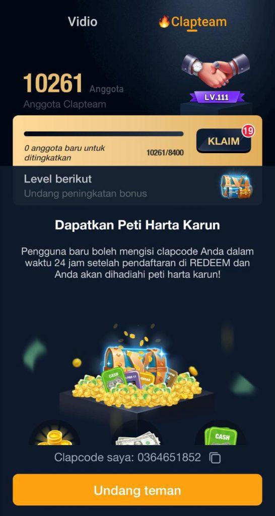 Pengalaman Menghasilkan Uang Jutaan Rupiah Dari ClipClaps