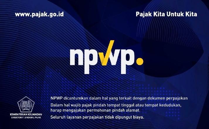 NPWP adalah