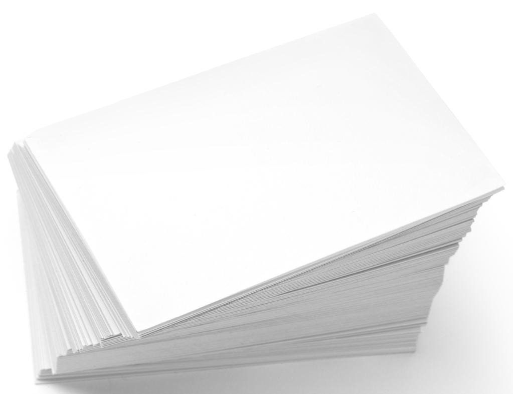 jenis kertas percetakan