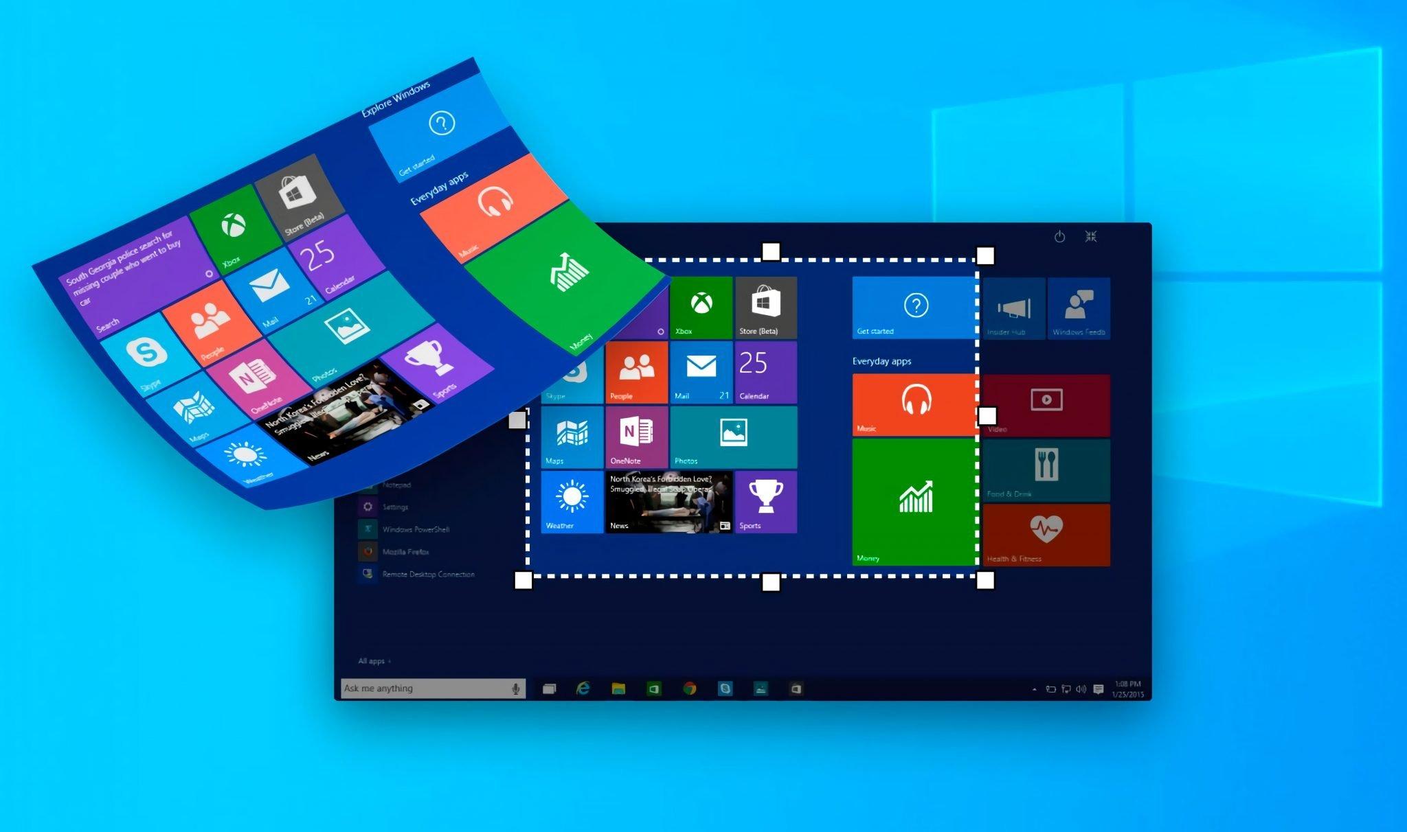 cara screenshoot layar komputer dan laptop