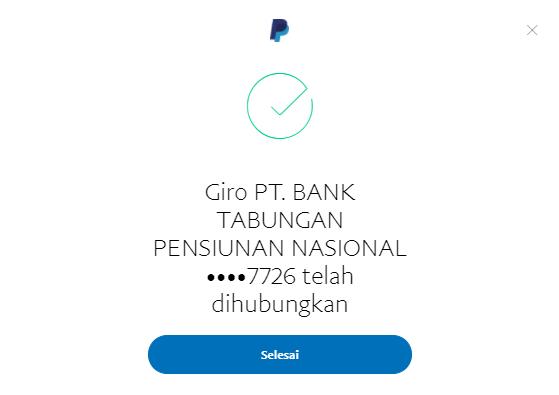Pengalaman dan Cara Transfer PayPal ke Jenius BTPN 2021