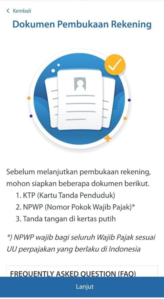 Cara Buka Rekening Bank Mandiri Online