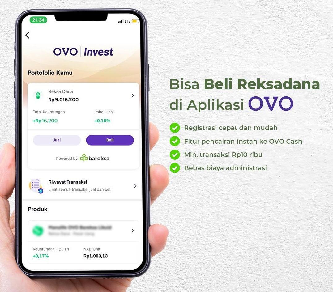 Cara Jual Reksa Dana di OVO Invest