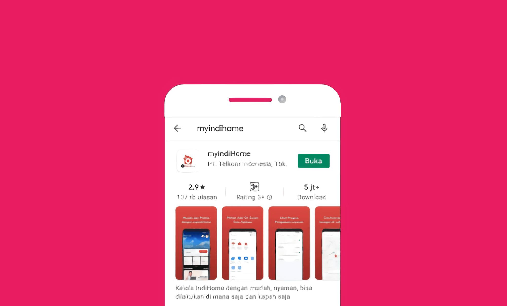 Pengalaman dan Cara Pasang Baru [PSB] Wifi Indihome lewat Aplikasi MyIndihome