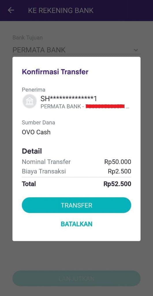 Cara Transfer OVO ke ShopeePay atau ShopeePay ke OVO