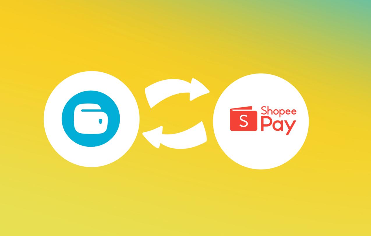 Cara Transfer Gopay ke ShopeePay atau ShopeePay ke Gopay