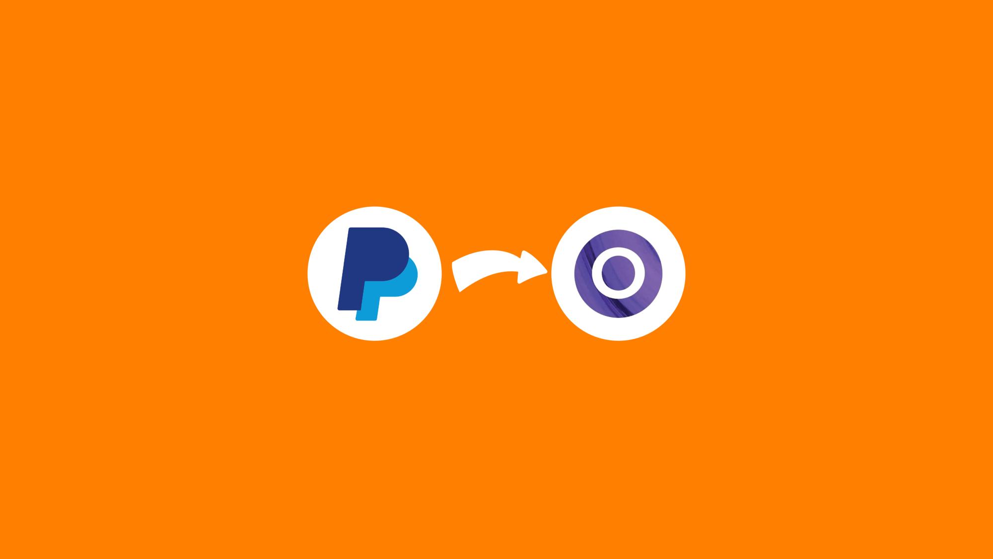 paypal ke OVO